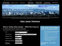 san-jose-homes.net Thumbnail