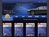 Chicagolimousineservice.us