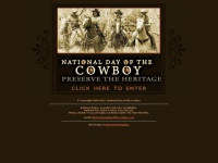 nationaldayofthecowboy.com