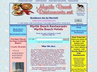 myrtlebeachrestaurants.net Thumbnail