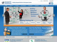 Geographic Solutions - Building Integrated Workforce Development Systems