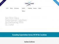 firstclassvending.com