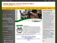 Peetz Plateau School District RE-5 / Overview