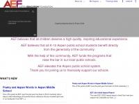 aspenaef.org