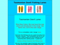 tasmaniandevilfishinglures.com