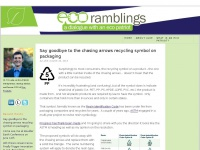 Eco Ramblings - A dialogue with an Eco Patriot