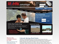 RE/MAX Advantage - Colorado Springs Homes for sale, Real Estate, Colorado Homes | RE/MAX advantage
