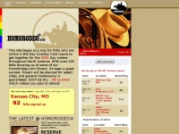 homorodeo.com
