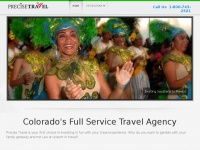 Travel Agency -Full Service Colorado based | Precise Travel