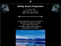 Melby Ranch Properties