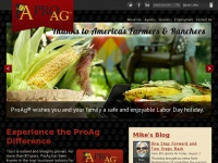 Crop Insurance Provider - ProAg
