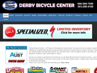 derbybicyclecenter.com