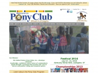 ponyclub.org Thumbnail