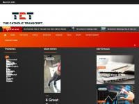catholictranscript.org Thumbnail