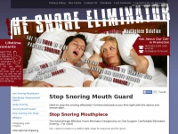 Stop-snoring-mouthpiece.org