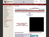 Trumbullct-library.org
