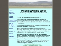 Taconiclearningcenter.org