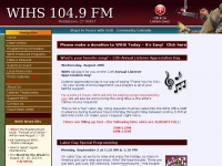 Wihsradio.org - 104.9 WIHS - Christian Radio