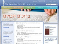 rabbinicalassembly.org
