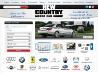 New Country Motor Car Group in NY, CT and FL