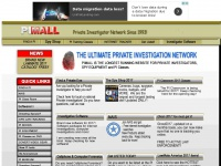 Pimall.com - Welcome to the PI Mall, your website for finding a Private Investigator, updated August 2014