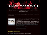 BLUE MAMMOTH band  | progressive rock - art rock music