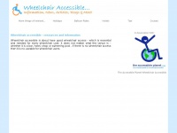 wheelchairaccessible.org.uk