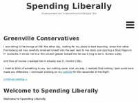 Spendingliberally.org