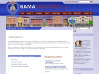 SAMA - Spanish American Merchants Association: Welcome and Hello