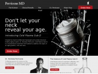 Getsubd.com - Cold Plasma Sub-D | Anti-Aging Treatment from Perricone MD