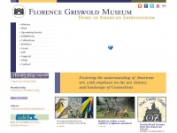 florencegriswoldmuseum.org