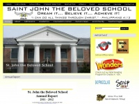 Saintjohnthebelovedschool.org