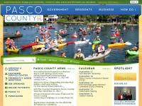 Pasco County, FL - Official Website