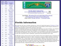 Florida Counties - maps, information, news