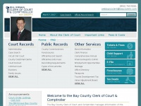 Bill Kinsaul, Bay County Clerk of Court | Bay County, Florida