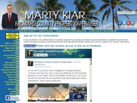 Property Search Landing Page - Miami-Dade County