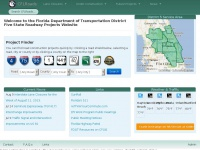 Your source for information on state transporation projects in FDOT District 5
