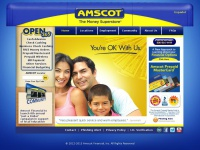 Amscot - the Money Superstore (TM)