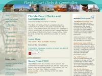 Florida Court Clerks & Comptrollers Home Page