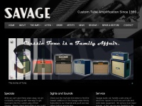 savageamps.com