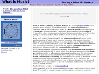 Whatismusic.info