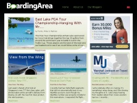 BoardingArea - required reading for frequent flyers BoardingArea