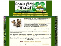 vacationstationpetresort.com