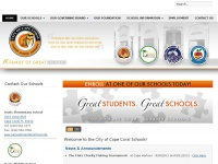 City of Cape Coral Charter School Authority - Home