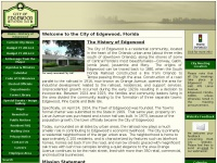 edgewood-fl.gov Thumbnail