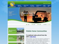 Florida Retirement Communities | Mobile Home Community Florida | RV Communities