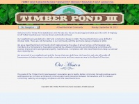 timberpond3.com