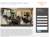 Apartments in Orlando FL | Ashton at Waterford Lakes