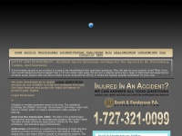 St. Petersburg Accident Injury Attorney, Scott & Fenderson