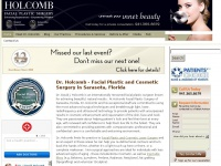 Facial Plastic Surgery Center in Sarasota, Florida | Dr. Holcomb